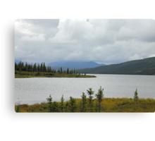 Wonder Lake Canvas Print