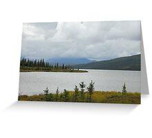 Wonder Lake Greeting Card