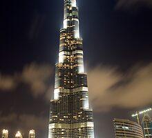 burj khalifa dubai by nicunickie