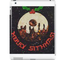 Christmas Star Wars Collage Humour iPad Case/Skin