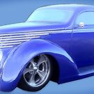 37 Coupe the Car of Tomorrow from Yesterday by ChasSinklier