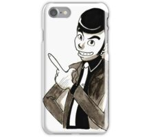 Lupin III iPhone Case/Skin