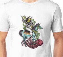 Saint Who? Unisex T-Shirt