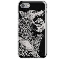 Werewolf Therewolf iPhone Case/Skin