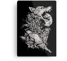Werewolf Therewolf Metal Print