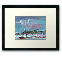 Late Afternoon 30 Framed Print