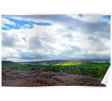 North York Moors at it's best Poster