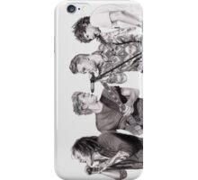One D on Stage Collage iPhone Case/Skin