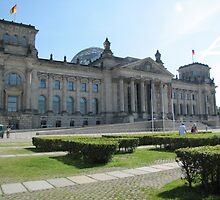 Reichstag Building by orko