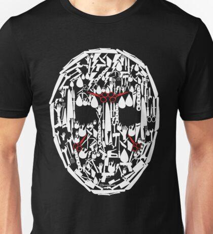 Jason Vorhees Mask Unisex T-Shirt