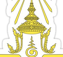 Royal Thai Air Force - Kong Thab Akat Thai - Emblem Sticker