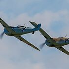 Buchon Flypast by Kevin Tappenden