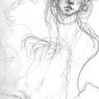 same face (sketch) by LadyBolet