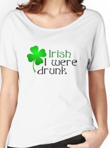 Ireland Beer Drunk Whiskey Women's Relaxed Fit T-Shirt