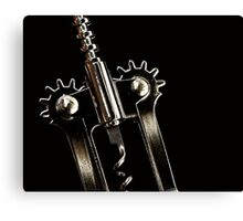 Cork Screw Canvas Print