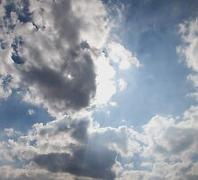 Clouds over Warwickshire by MissiAli