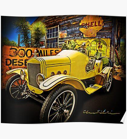 Desert Run Poster
