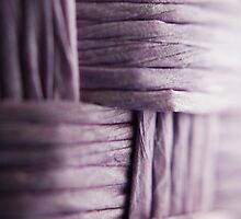 Weave It In Purple by KAGPhotography