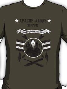Apache Aldo's Surplus Store- Inglourious Basterds T-Shirt