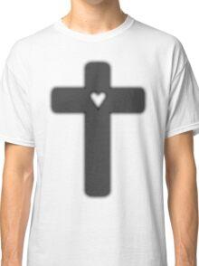 grey Judas cross (lady Gaga) Classic T-Shirt