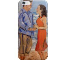 Beach Proposal iPhone Case/Skin