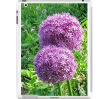 Ornamental Onions iPad Case/Skin