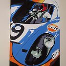 No. 19 Porsche 917 by martinblake