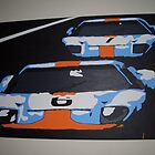 GT40's by martinblake
