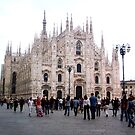 Milan - The Dom by Mary Sedici