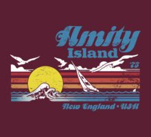 Amity Island by superiorgraphix
