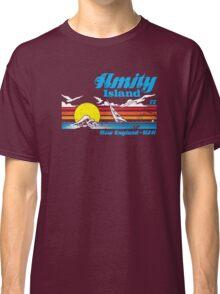 Amity Island Jaws T-shirt Unisex