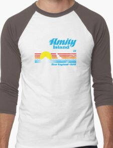 Amity Island Men's Baseball ¾ T-Shirt