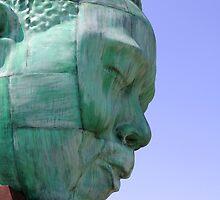 Charlie Parker Memorial, Kansas City, MO by kenelamb