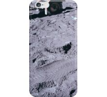 Apollo Archive 0093 Moon Lunar Rover and Footprints on Surface iPhone Case/Skin