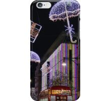 London At Christmas iPhone Case/Skin