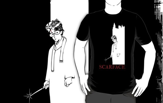 Scarface by Matt McCray