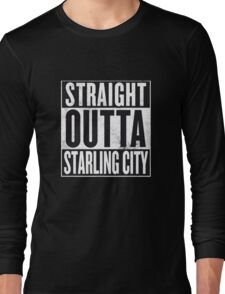 Straight outta Starling City Long Sleeve T-Shirt