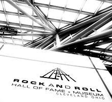 Rock and Roll Hall Of Fame by Kenneth Krolikowski