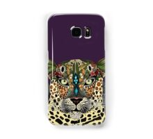 leopard queen Samsung Galaxy Case/Skin