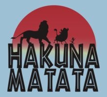 HAKUNA MATATA (day edition) One Piece - Short Sleeve
