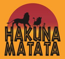 HAKUNA MATATA (day edition) by HiddenCorner