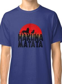 HAKUNA MATATA (day edition) Classic T-Shirt