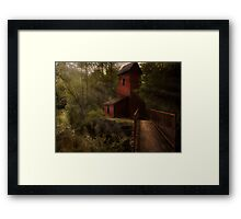Dream Keepers Hideaway Framed Print