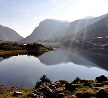 Gap of Dunloe, Killarney, Ireland by Pat Herlihy