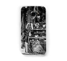 cluttered garage  Samsung Galaxy Case/Skin