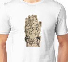 palm readings Unisex T-Shirt