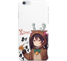 Christmas Nico iPhone Case/Skin