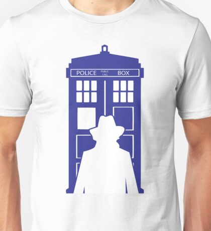 The Tardis Of Baker Unisex T-Shirt