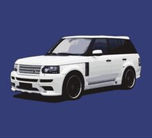 Range Rover Sport by OldDawg