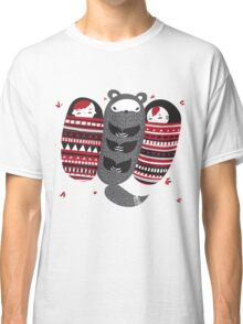 Sleeping-bag Monster Classic T-Shirt